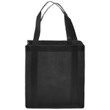 "Non-Woven Grocery Tote - 12 x 8 x 13, 20"" Handle"