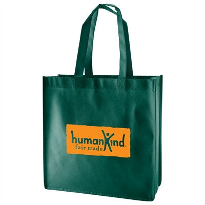 "Non-Woven Standard Tote Bag - 13 x 5 x 13 x 5, 18"" Handle"
