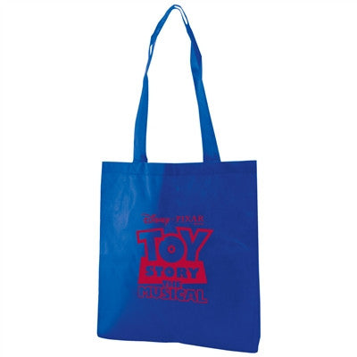 "Non-Woven Standard Tote Bag - 15 x 16, 28"" Handle"