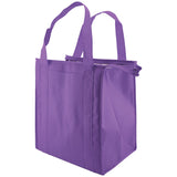 "Non-Woven Thermo Tote - 13 x 10 x 15 x 10, 20"" Handle"