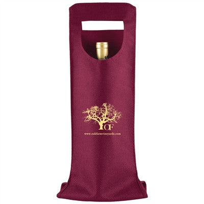 1 Bottle Wine Bag