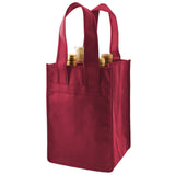 4 Bottle Tote
