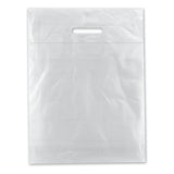 Fold Over Die Cut Bag Medium - 12 x 15 +4