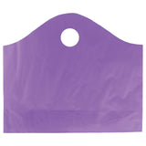 Frosted Super Wave Handle Bag Medium - 18 x 15 +6
