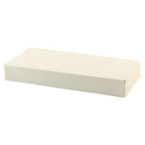 White Gloss Apparel Box - 11.5 x 5.5 x 1.5