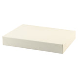 White Gloss Apparel Box - 11.5 x 8.5 x 1.625
