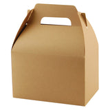 Natural Kraft Gable Box - 8 x 4.875 x 5.25