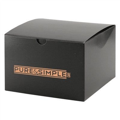 Color Gloss Tuckit Box - 6 x 6 x 4