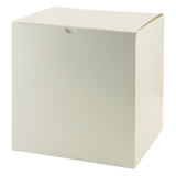 White Gloss Gift Box - 8 x 8 x 8.5