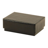 Black Jewelry Boxes - 1.75 x 1.125 x 0.625