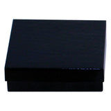 Black Jewelry Boxes - 3.5 x 3.5 x 1