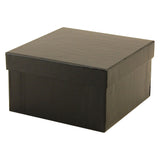 Black Jewelry Boxes - 3.5 x 3.5 x 2