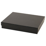 Black Jewelry Boxes - 6 x 5 x 1