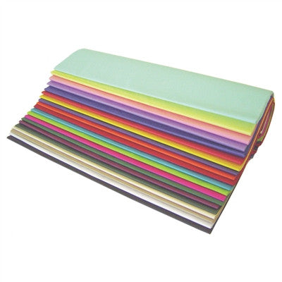 "Solid Color Tissue Popular Pack - 20"" x 30"""