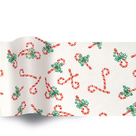 Season's Greetings Simple Design Tissue