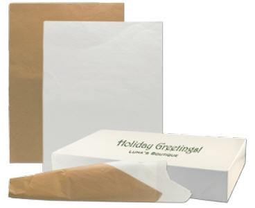 "White Wrapping Tissue - 24"" x 36"""