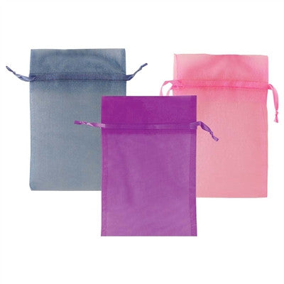 Sheer Organza Bag - 5 x 6.5