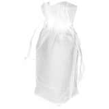 "Gusseted Organza Bag - 6"" x 3"" x 9.5"""