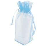 "Gusseted Organza Bag - 8"" x 4"" x 10"""
