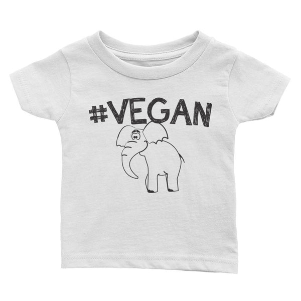 Infant - #Vegan - Tee
