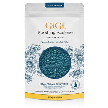 GiGi - Soothing Azulene Pebble Wax 32 Oz.