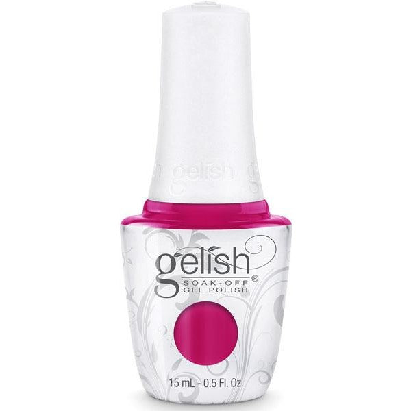 Gelish and/or Morgan Taylor Matching Polish - 022 Prettier In Pink
