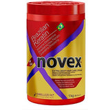 Novex Brazilian Keratin Extra Deep Hair Care Cream