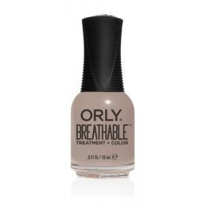 Orly Breathable Polish: Almond Milk
