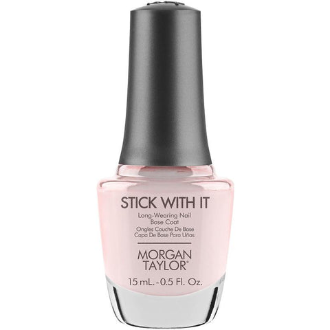 Morgan Taylor - Stick With It Base Coat