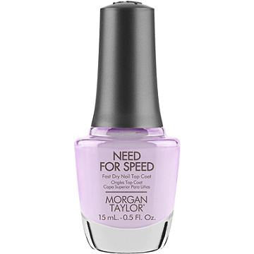 Morgan Taylor - Need For Speed Fast Drying Top Coat