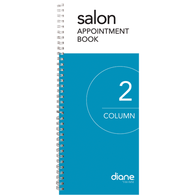 Diane - Appointment Book 2-Columns
