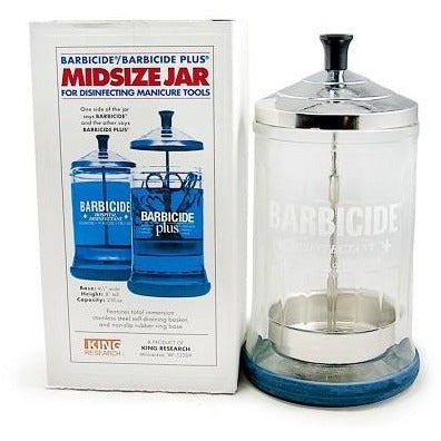 Barbicide Midsize Jar