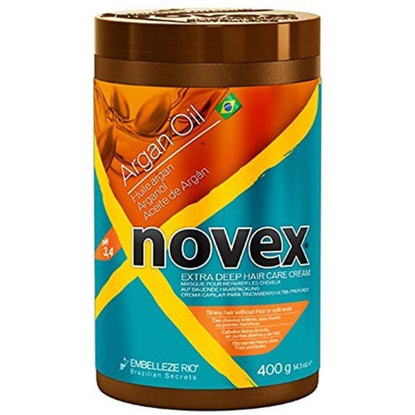 Novex Argan Oil Extra Deep Hair Care Cream