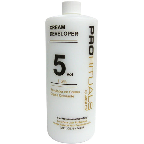 ProRituals Cream Developer 32oz