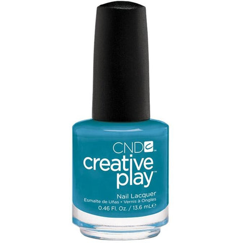 CND - Creative Play - 503 Teal The Wee Hours (Polish)
