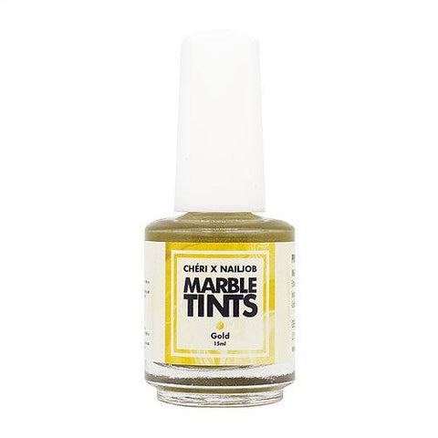 Cheri Marble Tints - Gold