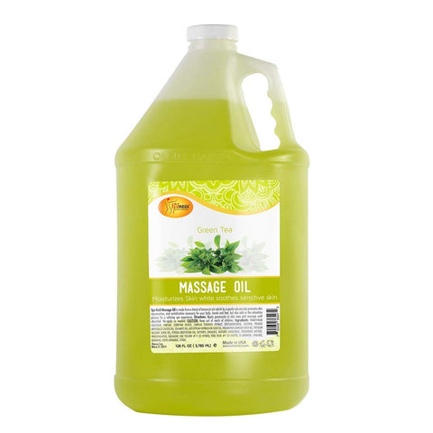 SpaRedi Massage Oil - Green Tea