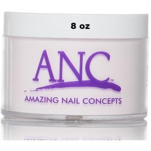 ANC DIP Powder - Crystal Light Pink 8 oz