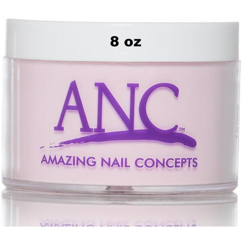 ANC DIP Powder - Crystal Dark Pink 8 oz