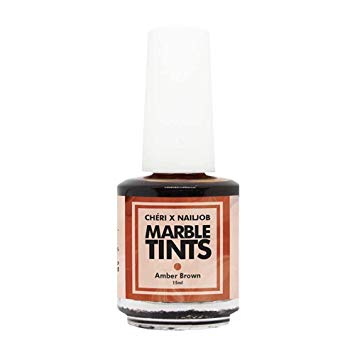 Cheri Marble Tints - Amber Brown