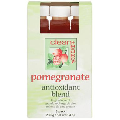 Clean+Easy - Pomegranate Wax Refill