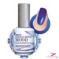 Lechat Mood Gel Polish - DWML06 Frozen Cold Spell