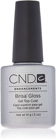 CND - Brisa Gloss Gel Top Coat .5oz