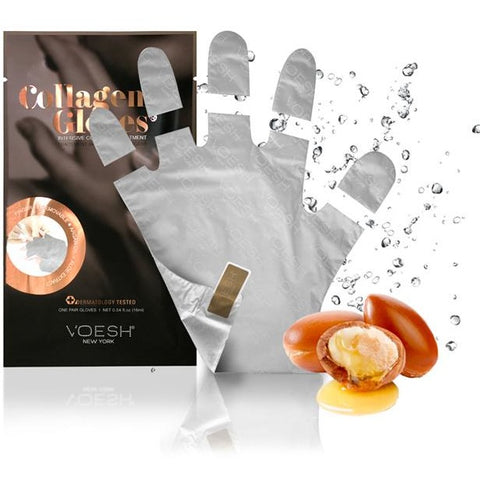 Voesh Collagen Gloves - Argan Oil