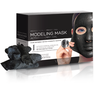Voesh Modeling Mask - Activated Charcoal