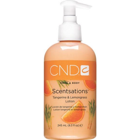 CND Scentsations Lotion - Tangerine & Lemongrass