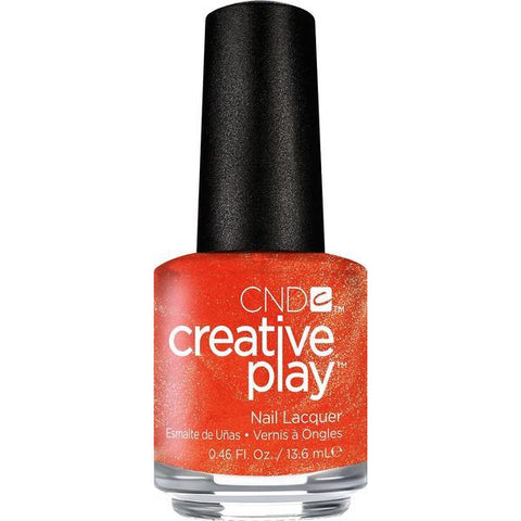 CND Creative Play - 421 Orange You Curious (Polish)