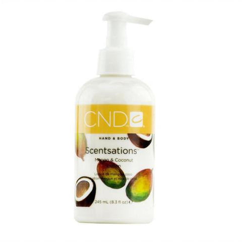 CND Scentsations Lotion - Mango & Coconut
