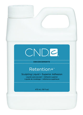 CND - Enhancements Retention+Monomer (No MMA) 016oz
