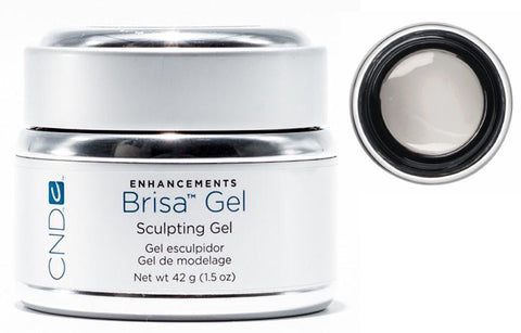 CND - Brisa Sculpting Gel - Clear 1.5oz